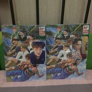 EXO Kokobop The War Album with PC