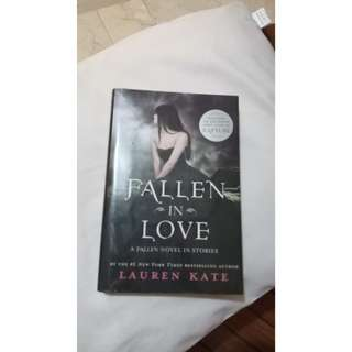 FALLEN IN LOVE(A FALLEN NOVEL IN STORIES) by Lauren Kate
