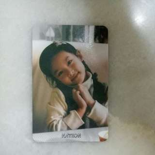 TWICE Nayeon Baby Photocard - The Story Begins Album