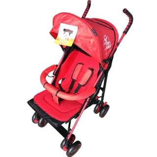 ST200B Buggy Stroller (RED, BLUE)