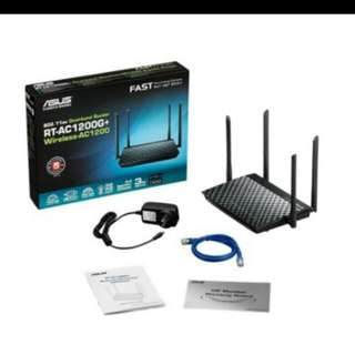 Asus RTAC-1200G+ Router