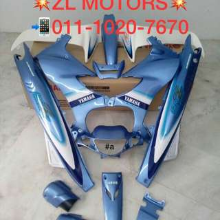 Coverset HLY 125Z/ZR & OEM RXZ with sparepart also