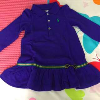 Polo Ralph Lauren girl dress