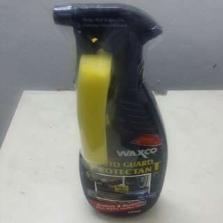 Waxco Wax & Body Shampoo for Motobike  Car