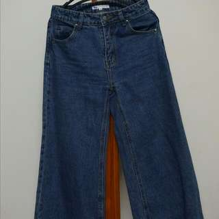 Fv Basic Jeans Cullote