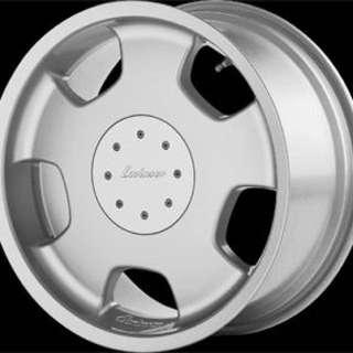 正 全新 Lorinser 18吋餅圈 PCD112/120 T4 T5 BENZ AUDI VW SKODA W140 W220 W215 W124 R129 R170 W210 W211 W212