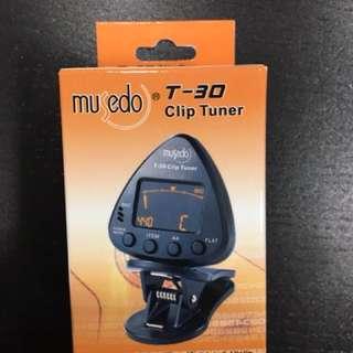 Clip tuner