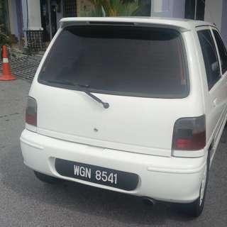 Produa Kancil 660 year 1998