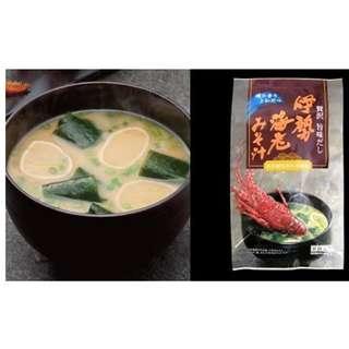 [預訂貨] 日本直送 日本製 龍蝦湯包 / 松葉蟹湯包 1 pack 7包
