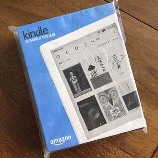 New Kindle 8th Gen