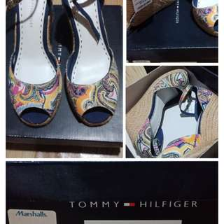 Repriced Tommy Hilfiger Wedges
