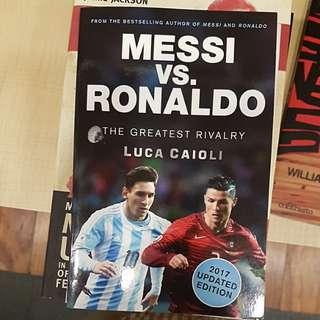 Messi vs Ronaldo - The Greatest Rivalry