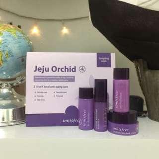 Innisfree Jeju Orchid Sample /Travel Size