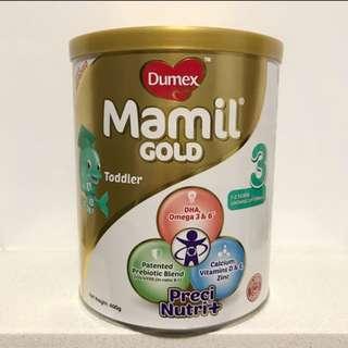BN Dumex Mamil Gold Stage 3 (400g)