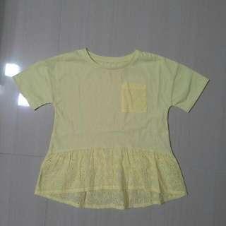 Brand NEW Girls Fashion Lace Top