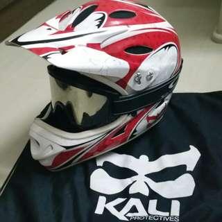 Kali Full Face Helmet