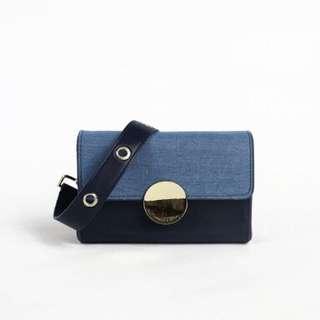 CnK Circular Buckle Bag
