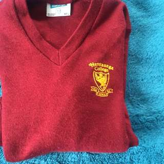 Heretaunga College Uniform