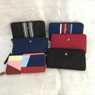 Tory Burch Wallets