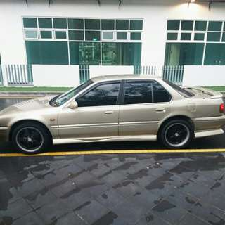 Honda Accord sm4 for sell asap because leaving the country