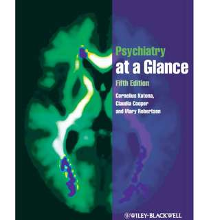 Psychiatry at a Glance 5th edition