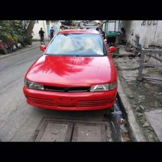 Mitsubishi lancer 1993 model