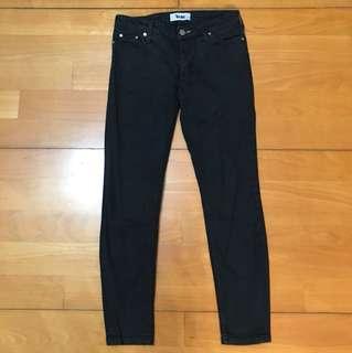 🔥清櫃🔥Acne 黑色牛仔褲