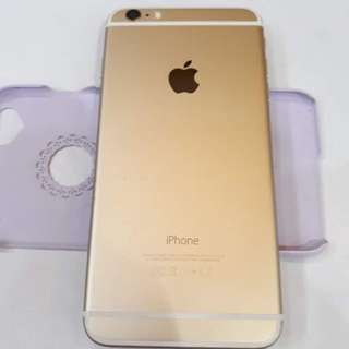IPhone 6plus 64gb gold open