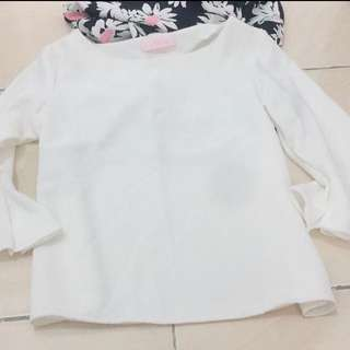 White top Import bkk