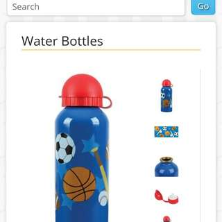 -NEW-  STEPHEN JOSEPH SUS WATER BOTTLE