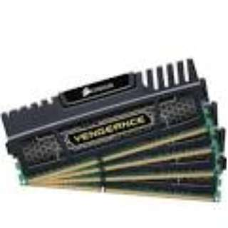 Corsair Vengeance 32GB (4x8GB) DDR3 1866 MHZ (PC3 15000) Desktop Memory 1.5V