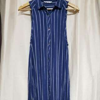 COTTON ON Maxi Top with High Slit