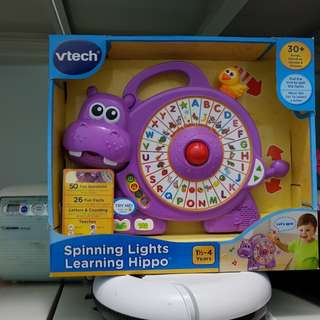 VTECH musical alphabet learning toy