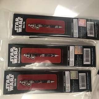Star Wars pen