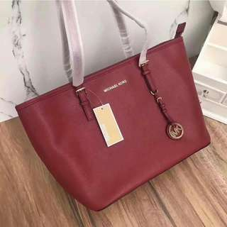 Michael Kors Tote Bag - Red
