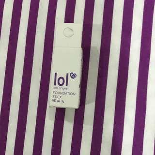 Lol Cosmetics Foundation stick