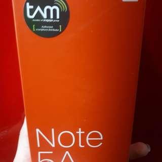 Xiaomi Redmi note 5A paling murah kredit cepat bisa langsung cair