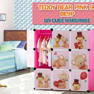 TEDDY BEAR WARDROBE