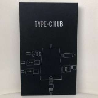 USB TYPE-C HUB