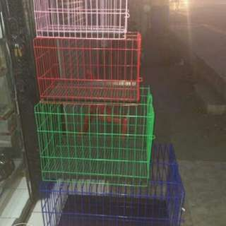 Dog Cage Non Collapsible