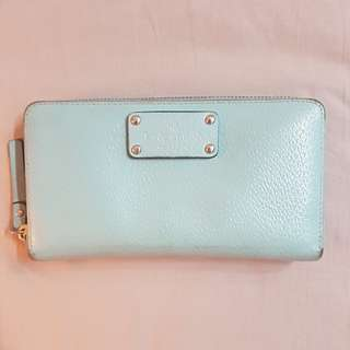 Kate Spade pearlmint wallet. 2nd