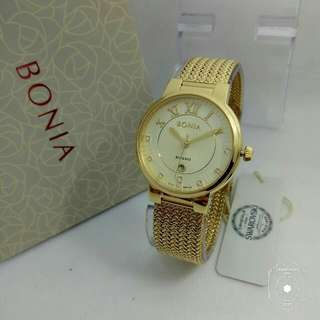 Bonia Rosso Swarovski Original Watches