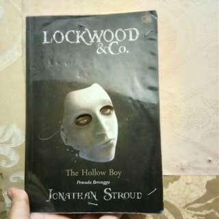 LockWood&Co. The Hollow Boy (Pemuda Berongga)  by Jonathan Stroud
