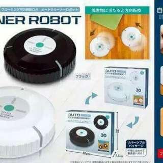 Auto Cleaner Robot