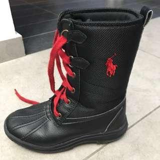 Polo Ralph snow winter boots
