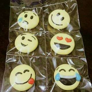 Cupcake topper's