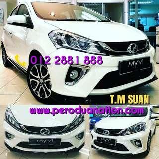 Perodua Myvi 1.5 H spec Auto
