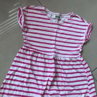 Seed 3t dress