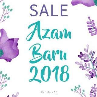 sales semua rangkaian baju renang dewasa muslimah,kanak-kanak lelaki dna perempuan serta baju renang bayi. sales dari 25jan-31jan