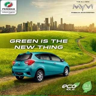 Perodua Myvi 1.3 Premium X